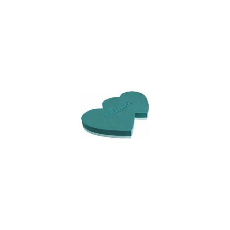 Serce podwójne - 37 cm i 37 cm | Victoria®