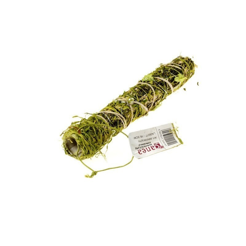 Fiolka - 16,5 cm | Kolor oliwkowy