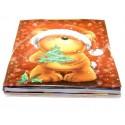 Torebki dekoracyjne świąteczne - T10L opakowanie mix 10szt