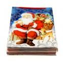Torebki dekoracyjne świąteczne - T4L opakowanie mix 10szt