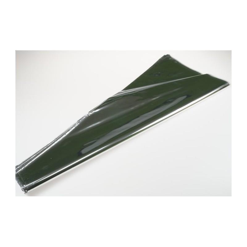 """Rożek foliowy metalizowany """"7"""" - 12cm x 46cm x 70cm - 50 szt."""