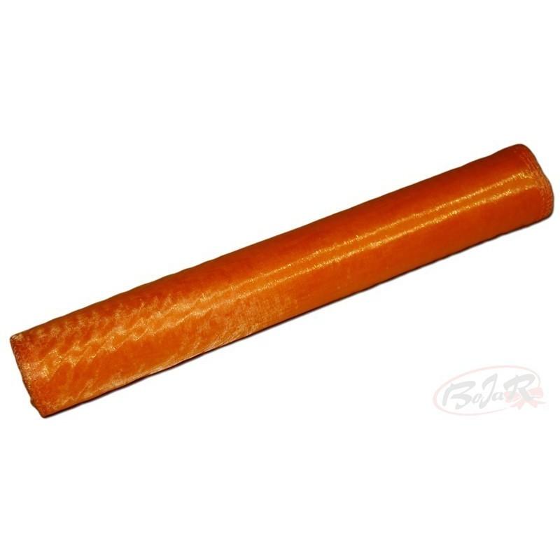 Organza 36 cm x 9 m | 5046 - Pomarańczowy jasny
