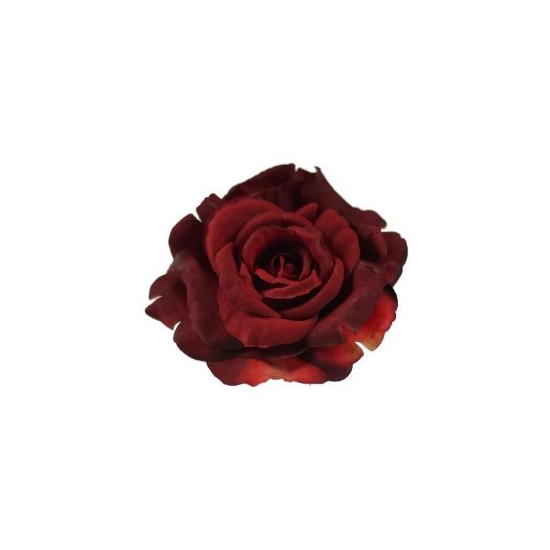 Róża satynowa - kwiat wyrobowy