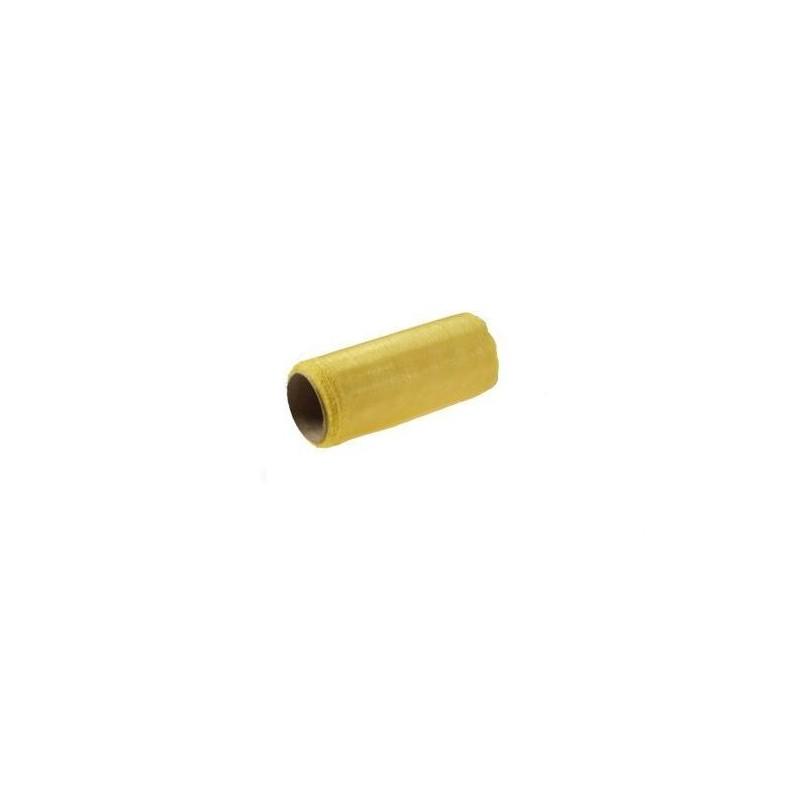 Organza12 cm x 9 m | Kolor żółty