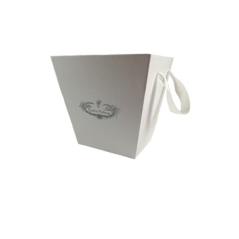 Papierowa donica- FlowerBox