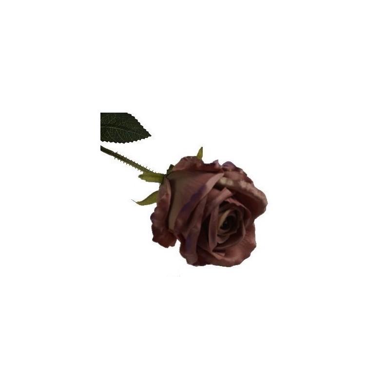 Róża długa - fiolet Lt Pink
