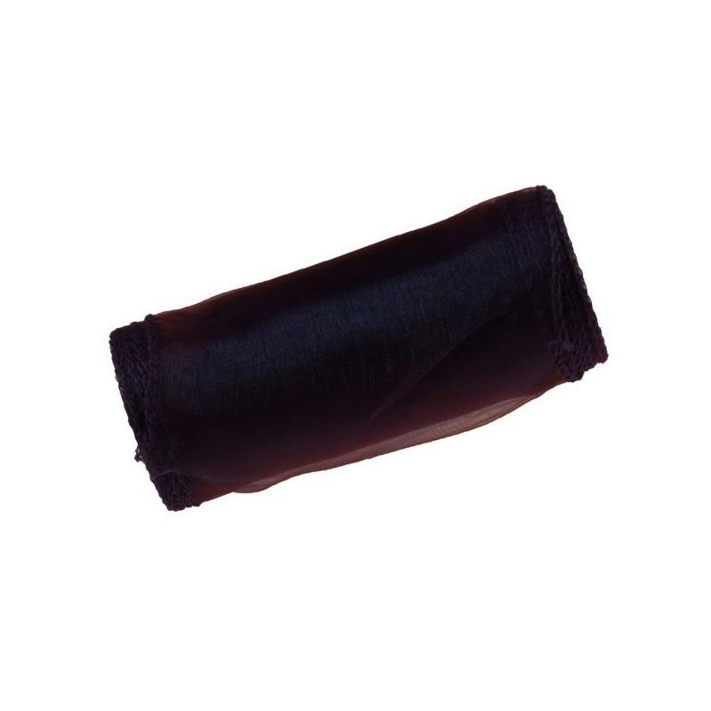 Organza 12 cm x 9 m | 5120 - Śliwkowy