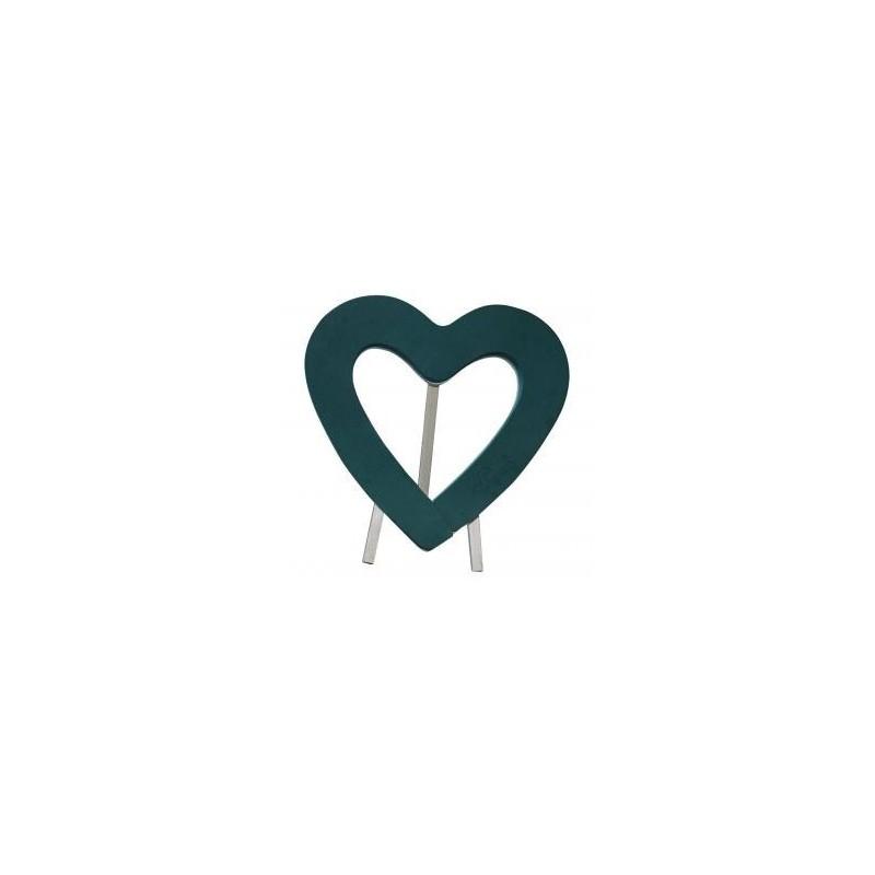 Serce otwarte styrodur na stopce - 65 cm | Victoria®