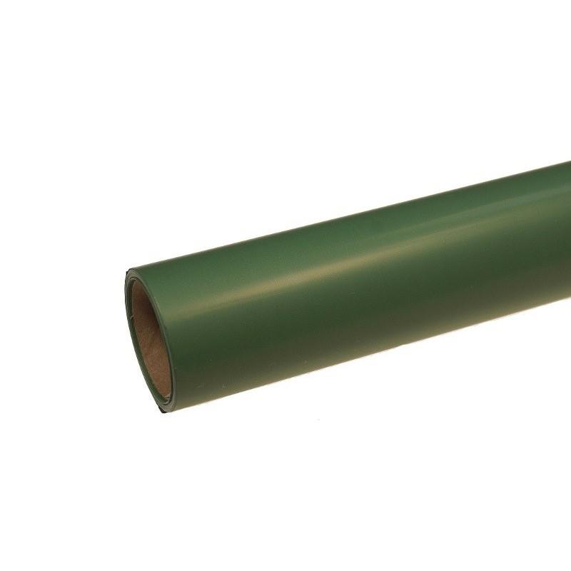 Papier satynowy - zielony (połysk)