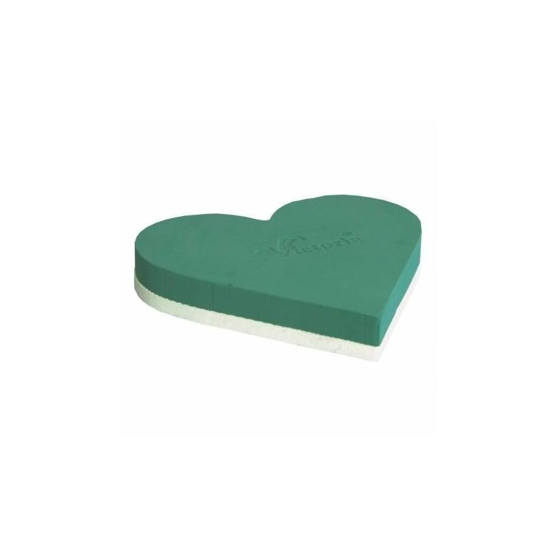Serce pełne na piance - 55 cm | Victoria®