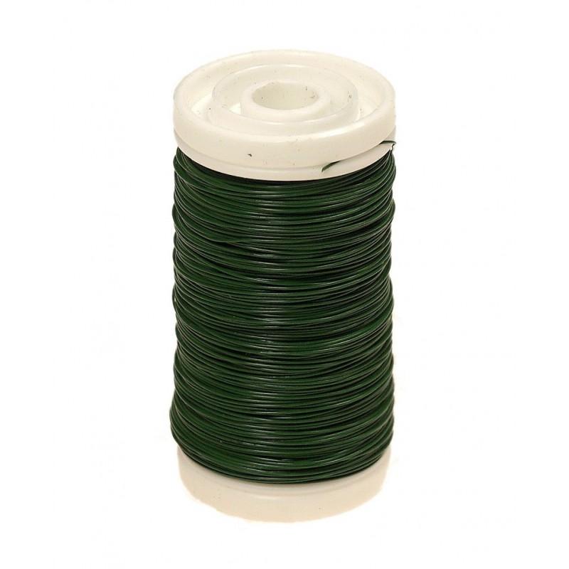 Drucik florystyczny wyrobowy - zielony