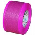 Flizelina wstążka - 4 cm x 10 m | Z28 - Różowy ciemny