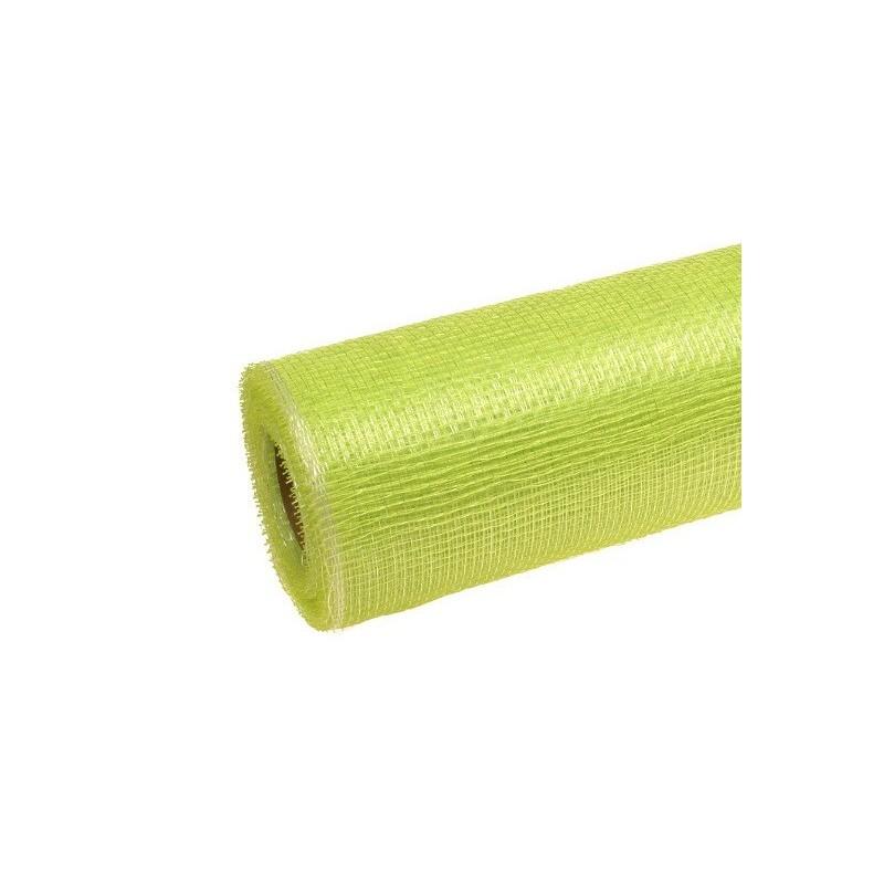Siatka plastikowa 50 cm x 10y - 5072 Zielony