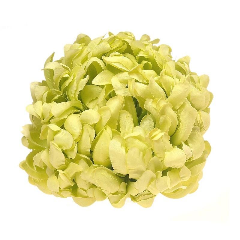 Chryzantema zielona - kwiat wyrobowy