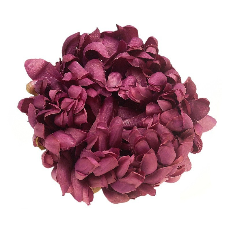 Chryzantema fioletowa - kwiat wyrobowy