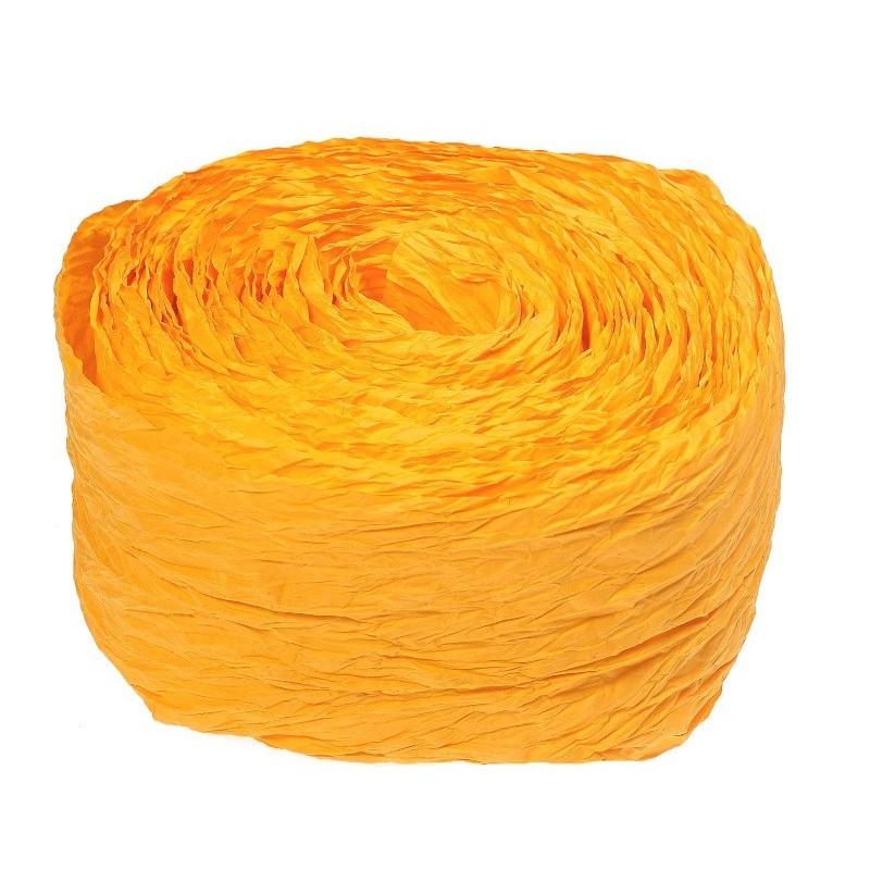 Krepina - wstążka pomarańczowa