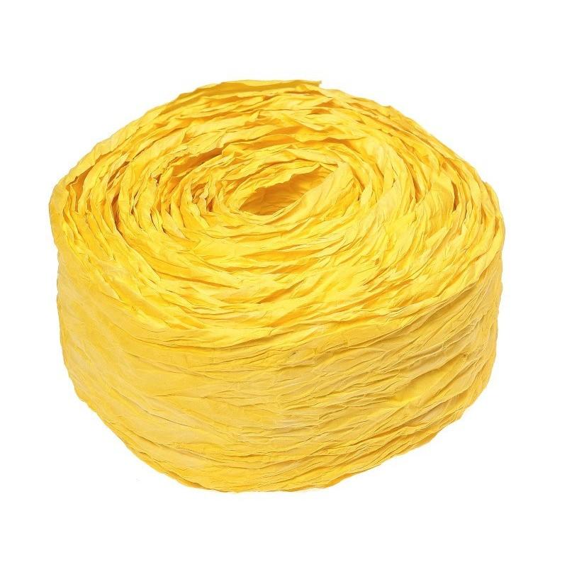 Krepina - wstążka żółta