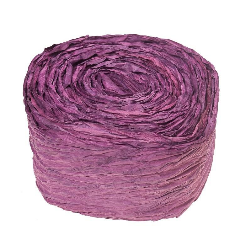 Krepina - wstążka fioletowa
