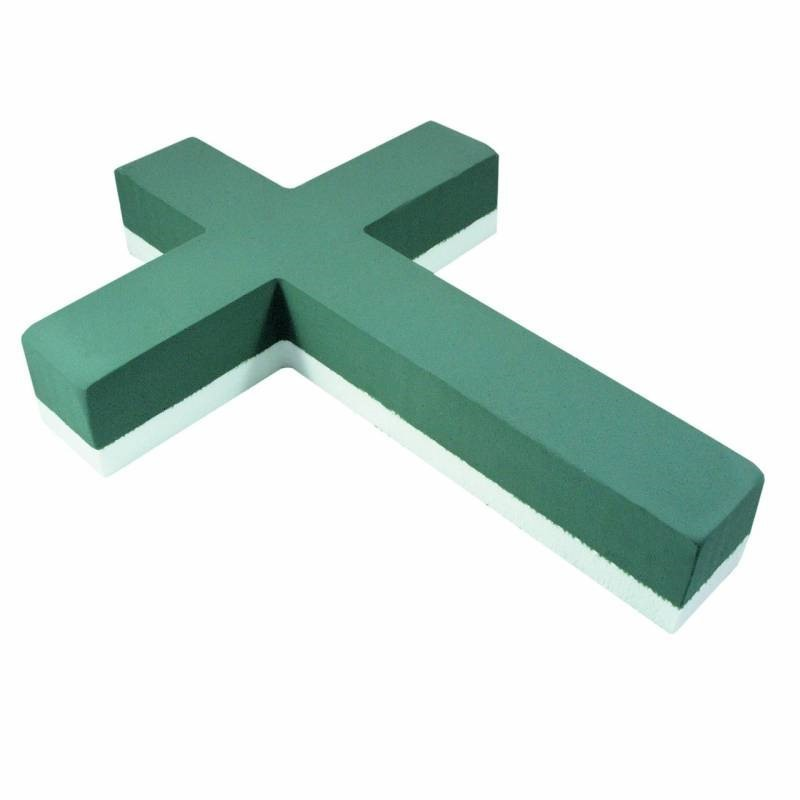 Krzyż na styrodurze - 30 cm | Victoria®