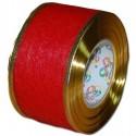 Flizelina wstążka - 4 cm x 10 m | Z7z - Czerwony