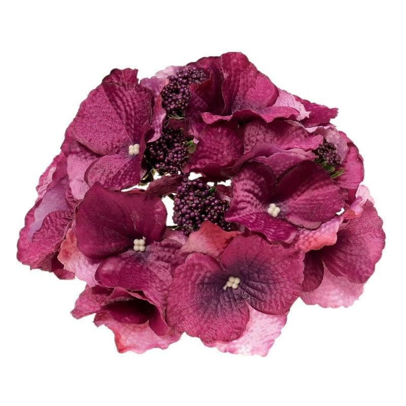 Hortensja fioletowa - kwiat wyrobowy