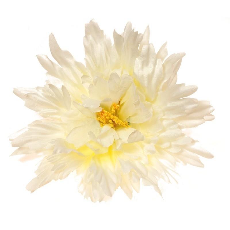 Peonia biała - kwiat wyrobowy