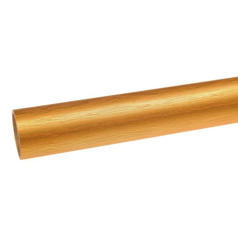 Papier metalizowany w paski - złoty