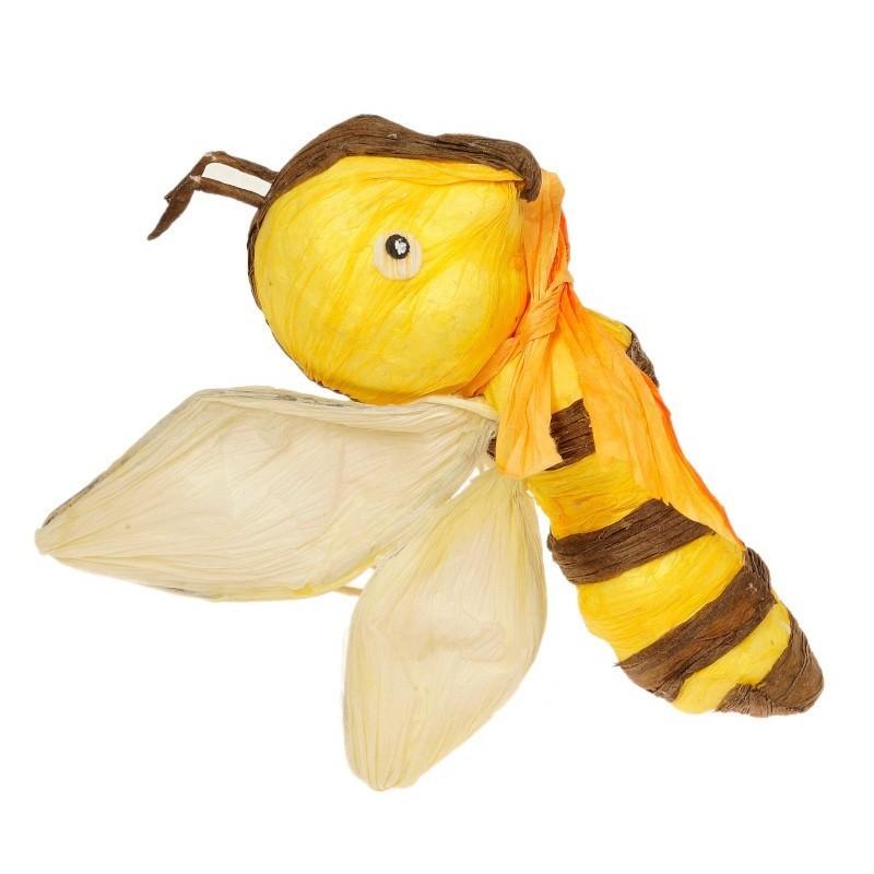 Mała pszczoła ozdobna