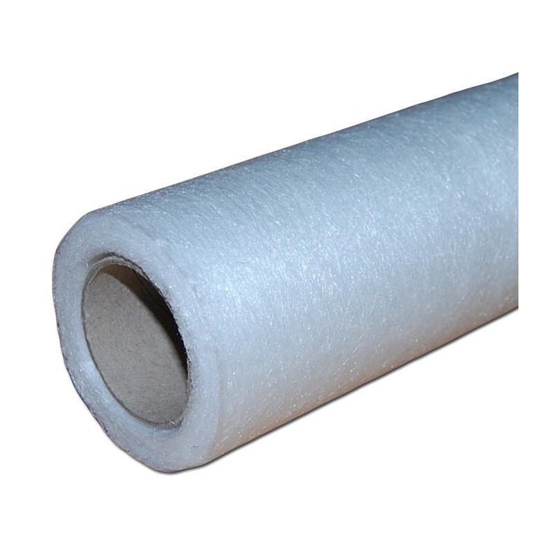 Flizelina 50 cm x 7 m | Z0 - Biały