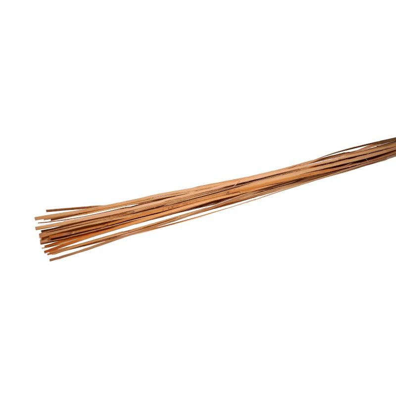 Rattan prosty 1 m - naturalny