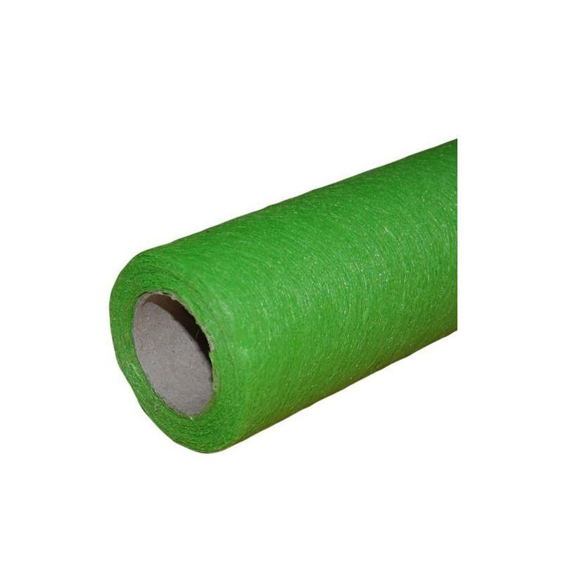 Flizelina 50 cm x 7 m | Z14 - Zielony