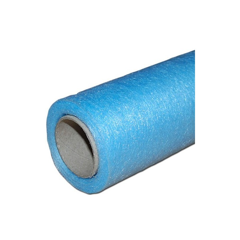Flizelina 50 cm x 7 m | Z23 - Błękitny