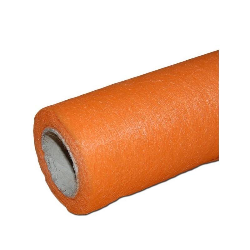 Flizelina 50 cm x 7 m | Z5 - Pomarańczowy