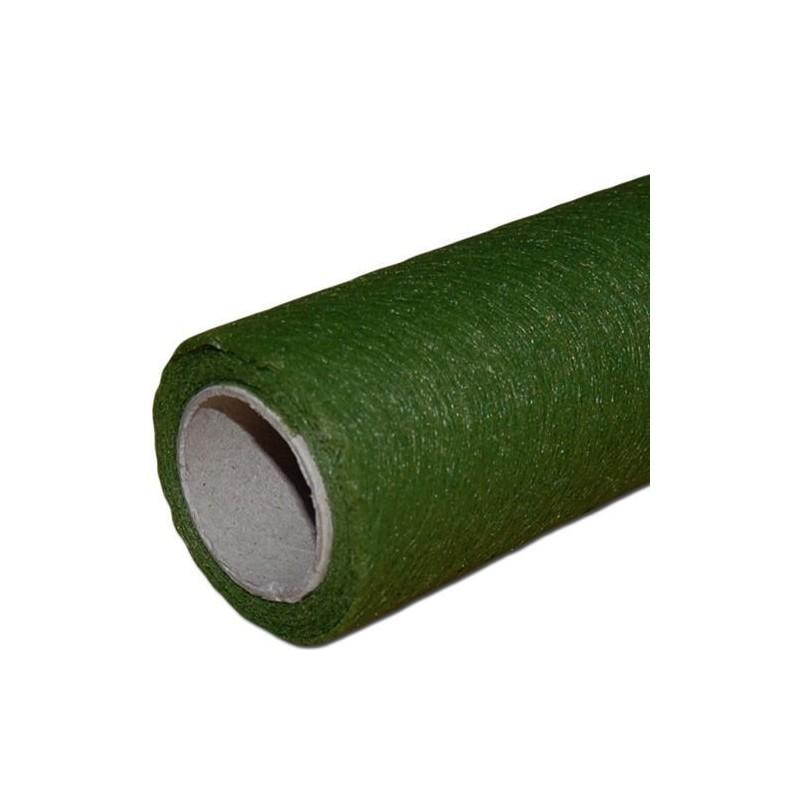 Flizelina 50 cm x 7 m | Z9 - Zielony ciemny