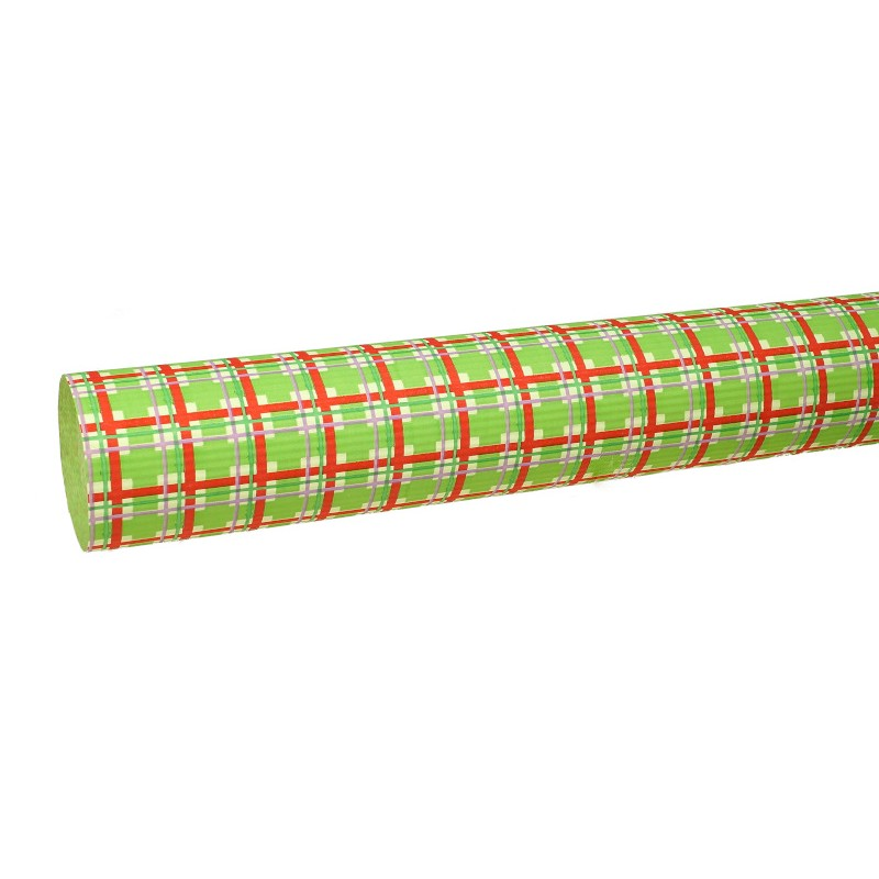 Papier karbowany - krata