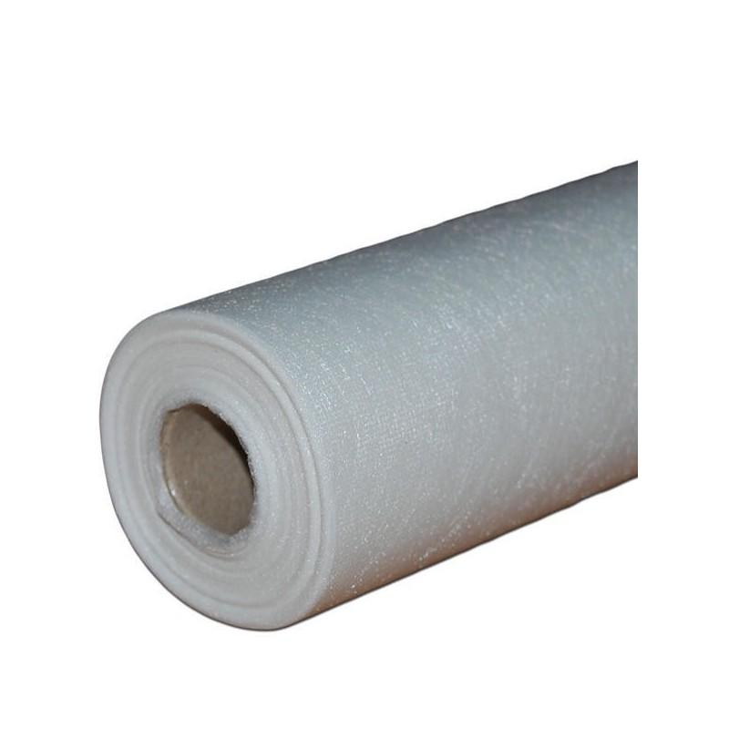 Flizelina 50 cm x 20 m | 01- Biały