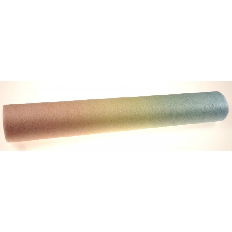 Flizelina 50 cm x 7 m | Tęczowy