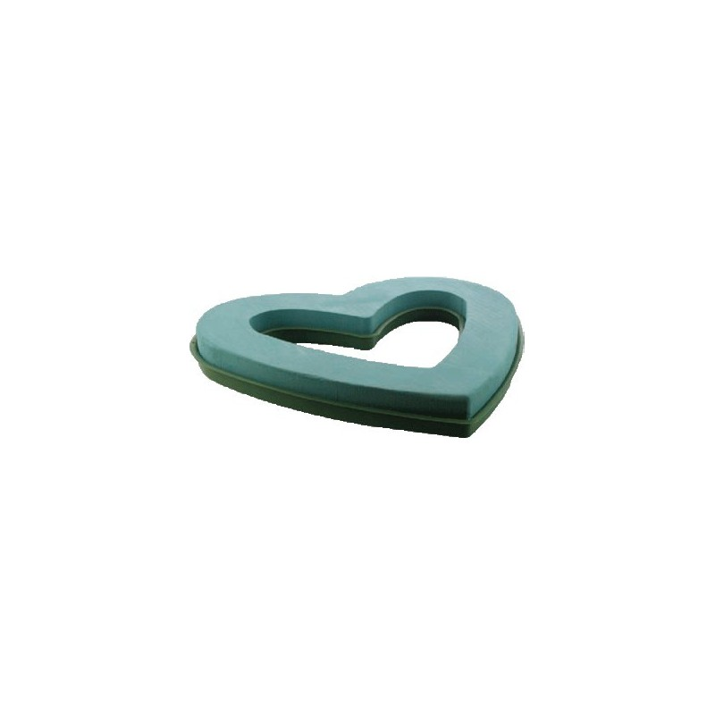 Serce otwarte na plastiku  - 37 cm | Victoria®