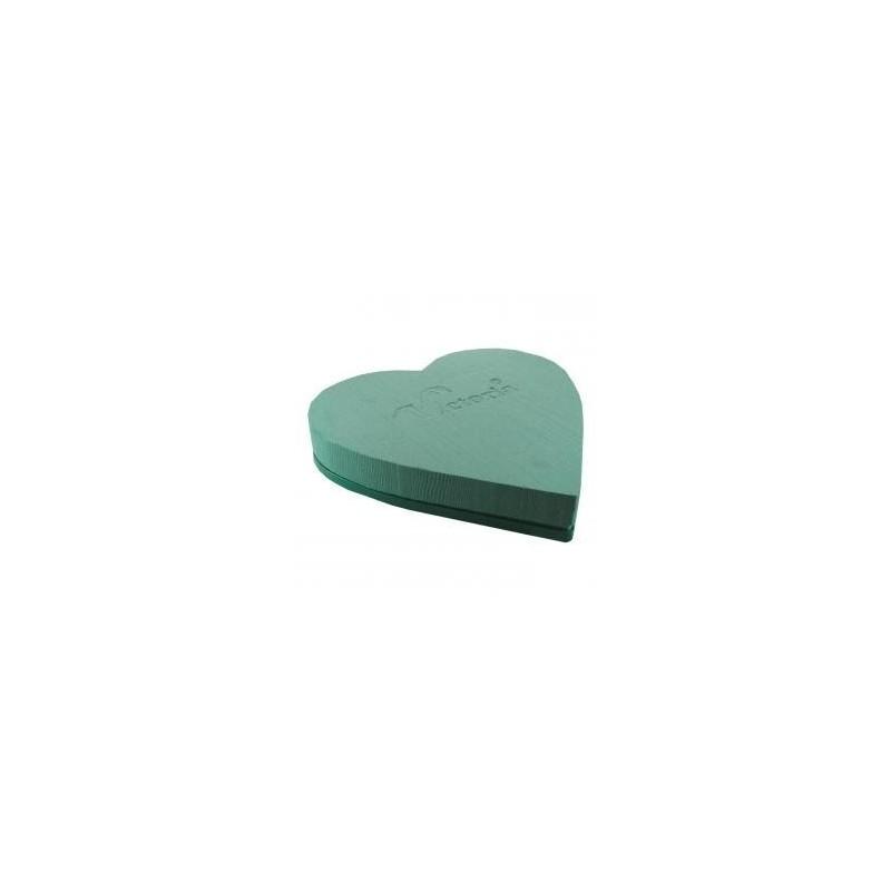 Serce na plastiku - 20 cm | 2 szt. Victoria®
