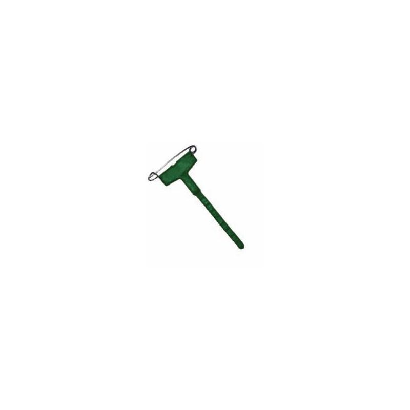 Przypinka zielona - 10 szt./op. | Victoria®