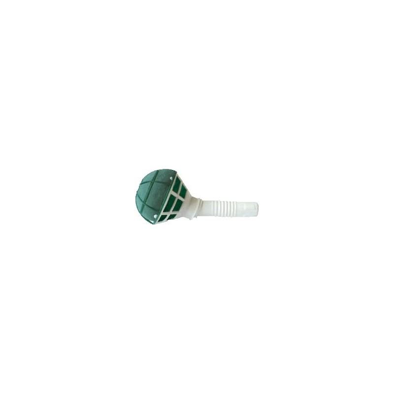 Mikrofon łamany siatkowy - 8 cm/W op. 6szt. | Victoria®
