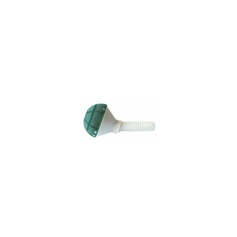Mikrofon łamany pełny - 8 cm/ W op. 6szt. | Victoria®
