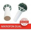 Mikrofon dual -w op. 4szt. | Victoria®
