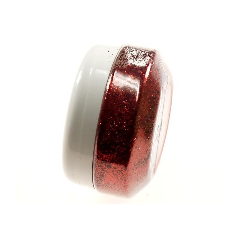 Brokat  op.65g | Kolor czerwony