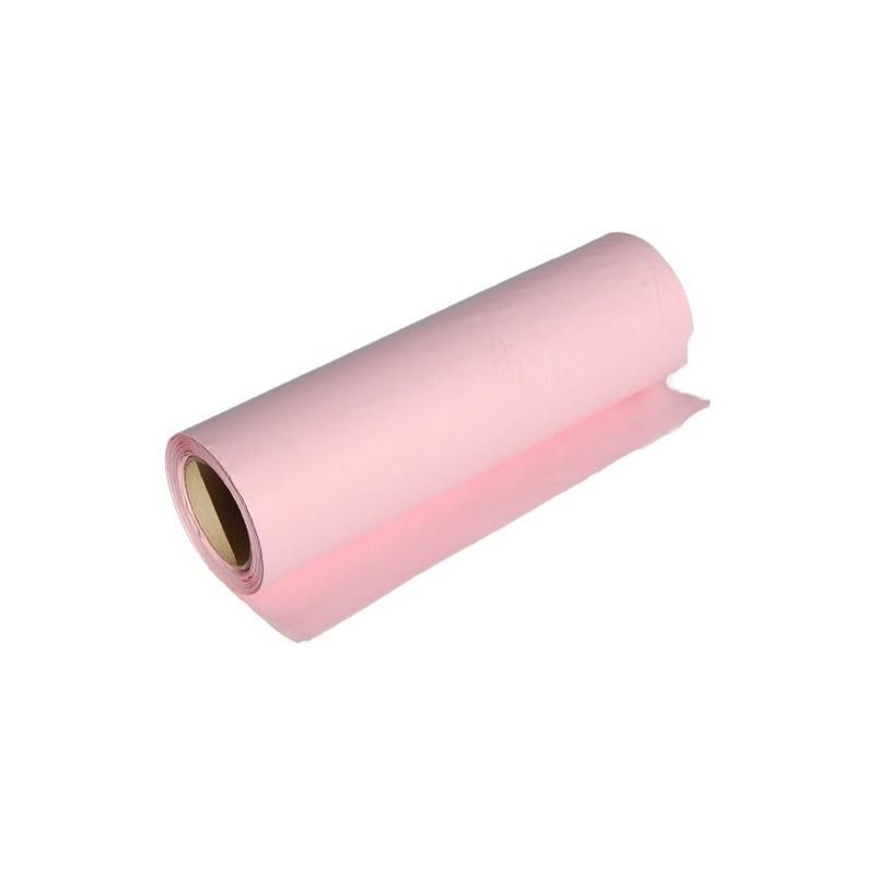 Papier dekoracyjny  25 cm x 20 m - Różowy
