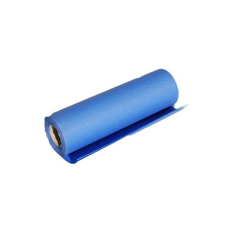 Papier dekoracyjny  25 cm x 20 m - Niebieski
