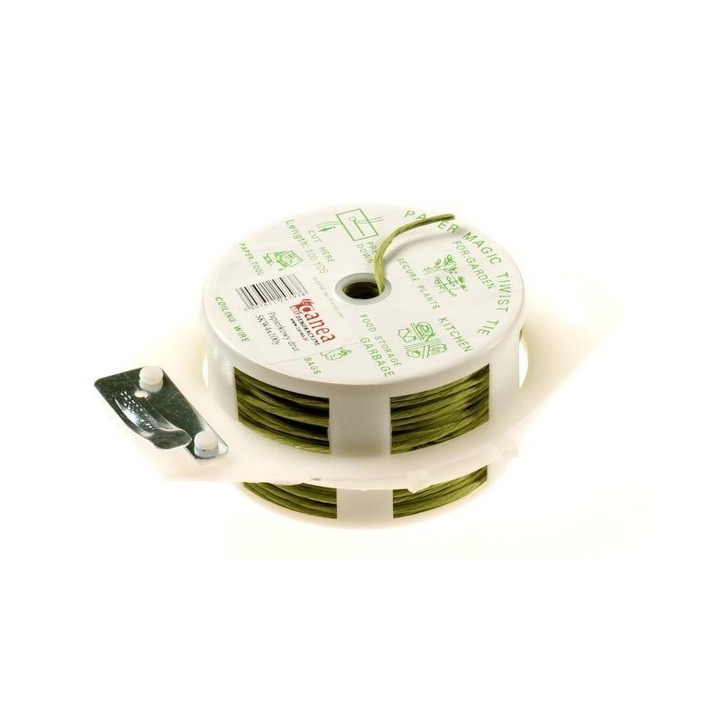 Drucik powlekany papierem   Kolor zielony