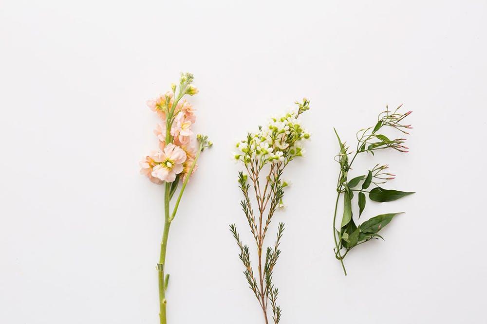 dekoracje z kwiatów w gąbce florystycznej