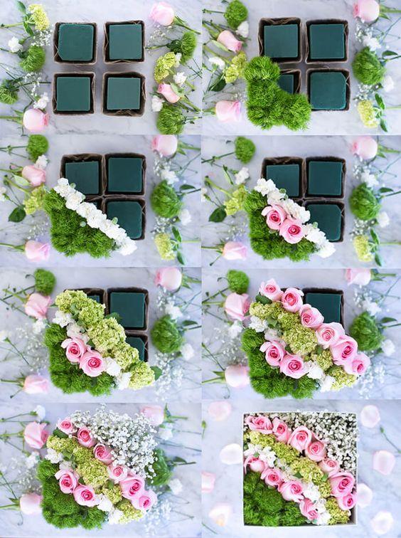 Gąbka Florystyczna Inspiracje Hurtownia Florystyczna