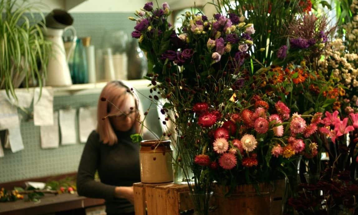 jak osiągnąć sukces w kwiaiarni